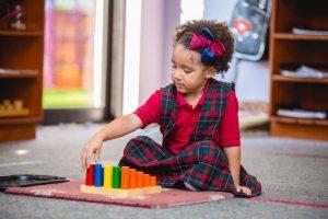 montessori pre primary