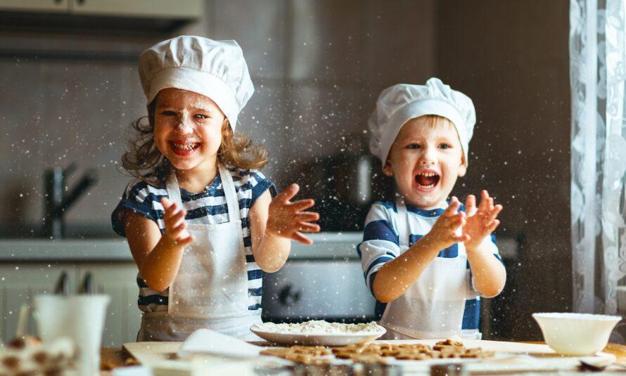 Cooking activities for children
