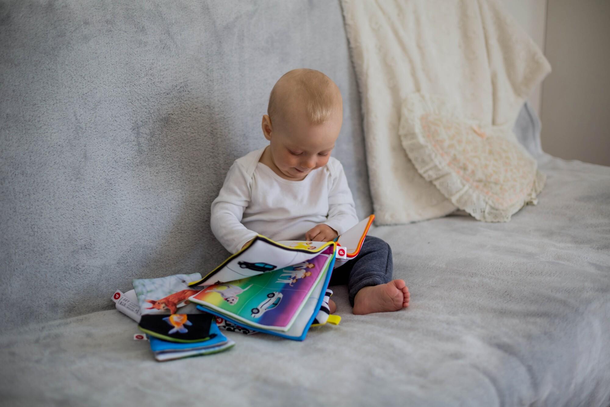 babies learn